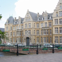 Vlerick Management School, Ghent campus